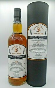 """(141,80€/L) Deanston """"12 Years Old Sherry Cask"""" Whisky 64,4% vol. 0,7 Liter"""