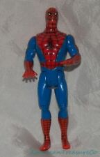"1990 90s Marvel Toy Biz  5"" Spiderman Web Suction Hands Action Figure As Is"