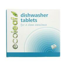 💚 Ecoleaf Natural Dishwasher Tablets - 70 Tabs