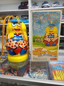 1980 Vintage WILLY WATER BUG Kids Lawn Sprinkler Toy Wham-O Used