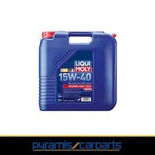 NEU 1x Liqui Moly 1298 TouringHighTechSHPD-Motoröl 15W-40 LKW 20 L (EUR7,95/L)