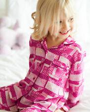 Pretty in Pink Patchwork Print Pyjama Set (8-9yrs)