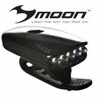 Moon Mask 70 Lumens Front Bike 5 LED Light - FREE EXPRESS POST