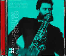Vienna Art Orchestra - All That Strauss/First New Year's Concert In Jazz CD TOP!