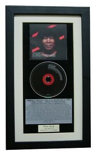 JOAN ARMATRADING+Consequences+CLASSIC CD Album QUALITY FRAMED+FAST GLOBAL SHIP