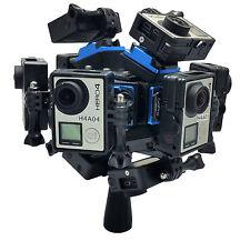 SimplifyVR Ultra360x10F 360 Rig Universal 10 Camera VR Pano Mount Panorama GoPro