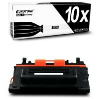10x Eurotone Toner Black Replaces Canon CRG039H LBP-352 x Approx. 25.000 Pages