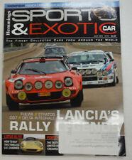 Autoweek Magazine Lancia's Rally Legends July 2015 060315R2