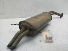 98 99 00 01 02 MAZDA 626 LX REAR TAIL END SECTION MUFFLER OEM 17437