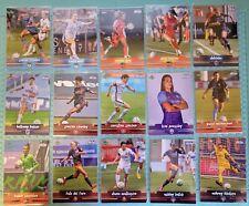 2020 20 Parkside NWSL Challenge Cup Complete 15 Card Set (1 of 3,000 sets made)