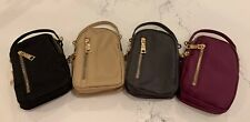 NEW Multi-Pocket Lightweight Small Crossbody Bag Cell Phone Purse Wallet 4 color