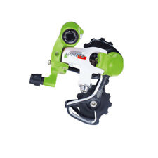 10 Speed Rear Derailleur Short Cage 11T-39T microSHIFT Road For Shimano Green
