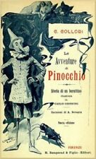 Le avventure di Pinocchio, versione digitale Epub, edizione Bemporad 1902