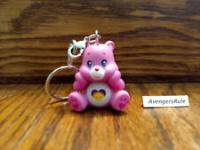 Care Bears Unbearably Cute Vinyl Keychain Series KidRobot Shine Bright Bear 2/24