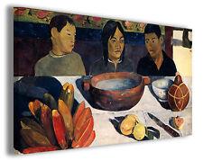 Quadri famosi Paul Gauguin vol XI Stampa su tela arredo moderno arte design