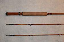 "Bamboo Fly Rod - 7'10"" 5wt Quad - Edwards/Carlson Taper - Zietak Made Blank"