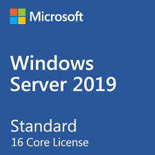 Windows Server 2019 Essentials / Data Center / Standard + License + RDS CALs