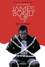James Bond Kill Chain #4 (of 6) (Dynamite -2017)