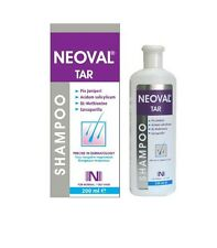 Extremely Effective Hair Care NEOVAL TAR ® Shampoo Anti Seborrhea, Anti-Dandruff