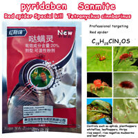 Insecticide Pyridaben Tuer Pour Red Spider Insect Medicine Protection DeTRFR