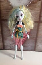 Muñeca Monster High Lagoona Azul Mantel-más disponible