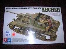 "TAMIYA # 35356  BRITISH SELF-PROPELLED ANTI-GUN "" 1/35  list $ 66.00 Lot # 13101"