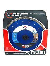 RUBI Diamanttrennscheibe Turbo THV für Nassschnitt hartes Material - Ø 250 31937