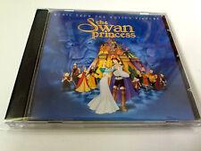 """ORIGINAL SOUNDTRACK """"THE SWAN PRINCESS"""" CD 16 TRACKS LEX DE AZEVEDO BANDA SONORA"""