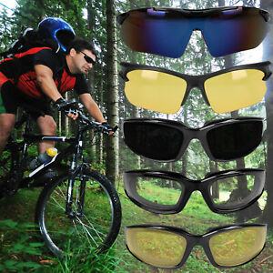 Fahrradbrille Sonnenbrille Sportbrille Schutzbrille Radbrille Rad Fahrrad Brille