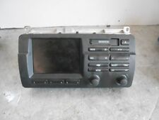 ROVER 75 MG ZT MK2 2004 - 2005 ALPINE TAPE PLAYER STEREO SAT NAV YIE000310PUY