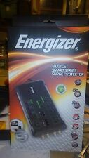 energizer 8 outlet smart series surge protector