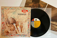 Yukihiro Takahashi ‎- Neuromantic - 1981 US 1st Press (NM) Ultrasonic Clean
