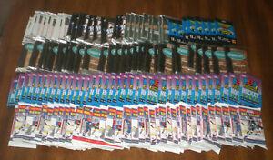 144 HOCKEY CARD PACKS - BOWMAN - SCORE - PARKHURST - UPPER DECK