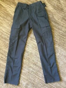 Propper Women's Fit Lightweight Tactical Pant 6 Unhemmed F5295 Charcoal Gray NEW