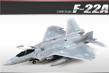 Academy 1/48 #12212  F-22A Air Dominance Fighter Free Shipping + Free Gifts