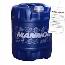 20 Liter MANNOL ATF-A Automatic Fluid Getriebeöl Automatikgetriebe Öl