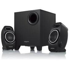 Creative A250 2.1 PC Lautsprecher System AUX Subwoofer Boxen 7-3.1-0422 UVP: 34€