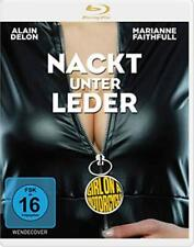 Nackt unter Leder (Alain Delon, Marianne Faithfull) Blu-ray Disc NEU + OVP!