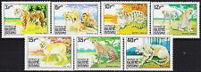 Guinea-Bissau Predators Cats 1984 MNH-7,50 Euro