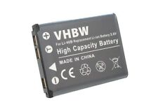 Batterie pour OLYMPUS  mju850 mju850sw sw FE-300  ACCU