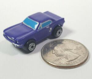1964 Ford Mustang Purple Galoob Micro Machines LGTI Rare Vintage