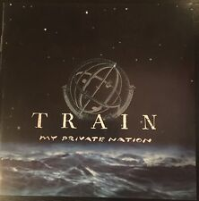 My Private Nation - Train (CD 2003)