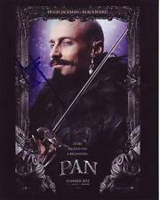 HUGH JACKMAN signed autographed PAN BLACKBEARD photo