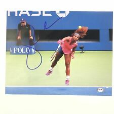 Serena Williams signed 11x14 photo PSA/DNA autographed Tennis