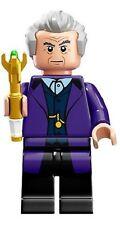 LEGO Doctor Who Twelfth Doctor (Peter Capaldi) & Screwdriver Split NEW
