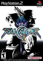 Soul Calibur II (Sony PlayStation 2, 2003) Bonus Disc
