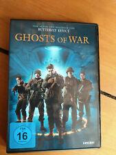 Ghosts of War 2020 DVD Horror Mystery 2WK Kriegsfilm von Butterfly Effect Autor