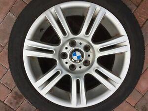 "BMW 3 SERIES 17"" STYLE 194M REAR ALLOY WHEEL 8.5J E91 E92 E93 7836335 8036936 #4"
