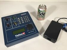 New listing Vintage Tieline Patriot Tl100 Portable Radio Broadcast Xlr Pots Audio Codec