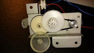 Grundig CD 7550 Antriebsrad Tray Gear